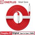 Оригинальный кабель Oneplus 8T/9/9pro, деформация заряда 65, Type-C к Type-C, зарядный кабель для One Plus OP 8T 9 9Pro PDO PPS 45 Вт