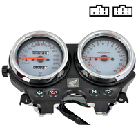 Motorcycle Speedometer Gauges Tachometer Instrument Assembly For Honda CB600 HORNET 600 1996 2002