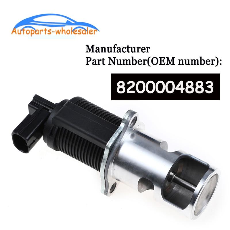 Car Auto Parts EGR Valve 8200004883 For Renault Clio 2 MK2 3 MK3 Kangoo Megane Modus Scenic Thalia 1.5 DCi