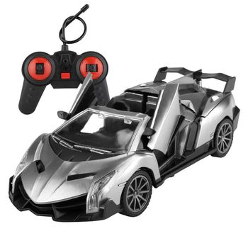 Large Size 1:12 Remote Control Car Stunt Drift Toy Car With Lights Kids Toys Gift Sports Vehicle For Children Birthday Presents 1
