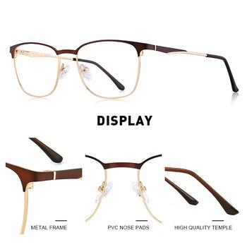 MERRYS DESIGN Alloy Glasses Frame Women Ultralight Vintage Prescription Eyeglasses Men Retro Optical Frames S2165PG