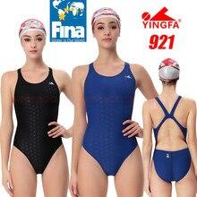 NWT-bañadores profesionales de carreras para mujer y niña, traje de baño de entrenamiento de competición, talla única, aprobado por FINA, 921, envío gratis, nuevo