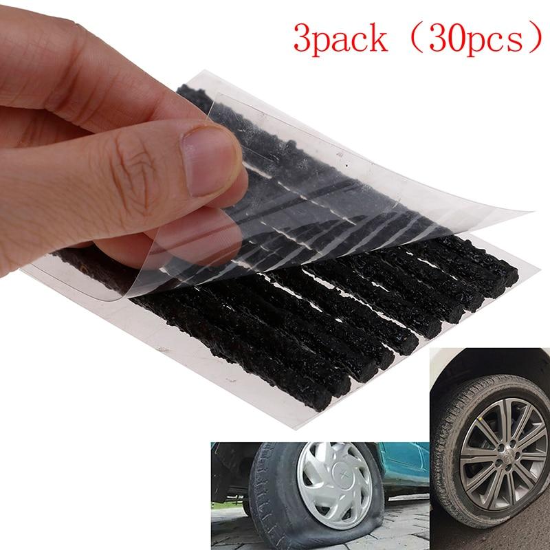 Bike Car Tyre Repair Recovery Tubeless Seal Strip Plug Tire Puncture Tubeless