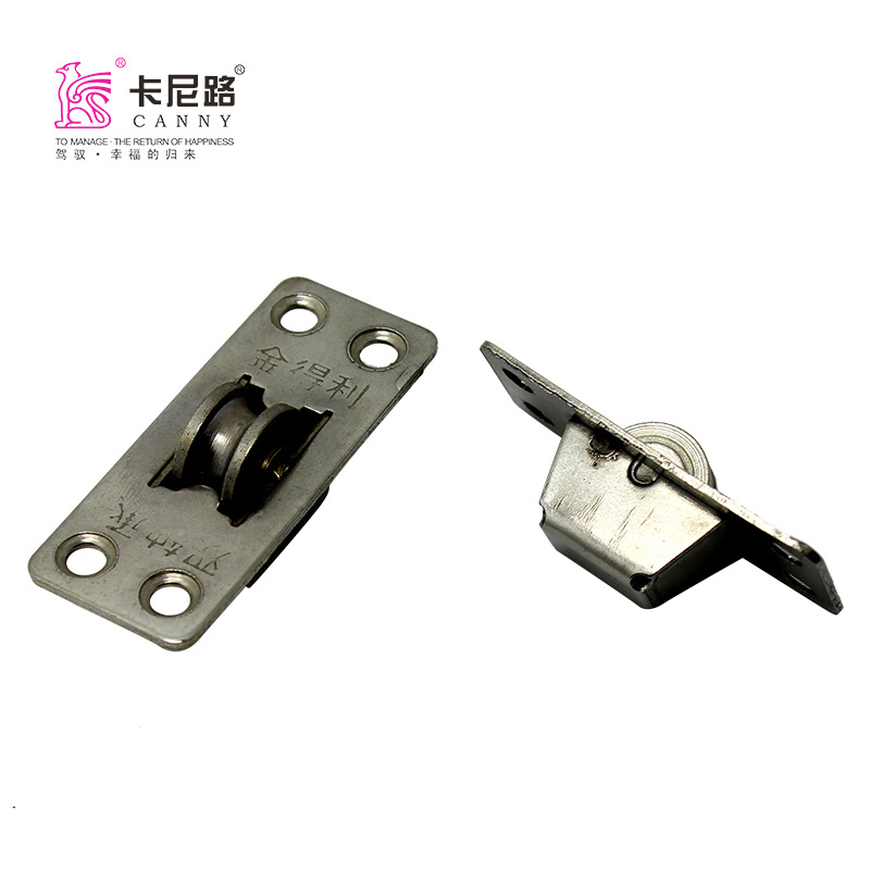 Stainless Steel Door And Window Roller Sliding Gate Pulley Door Roller Chassis Roller Cabinet Sliding Gate Pulley