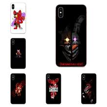 For Xiaomi Redmi Mi 4 7A 9T K20 CC9 CC9e Note 7 8 9 Y3 SE Pro Prime Go Play Soft TPU Case Mobile Hot SFM Fnaf Animatronics Anime(China)