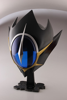 Anime CODE GEASS Lelouch of the RE:surrection Lelouch Lamperouge Helmet For Cosplay Lelouch Mask With Arylic Visor Party Props 1