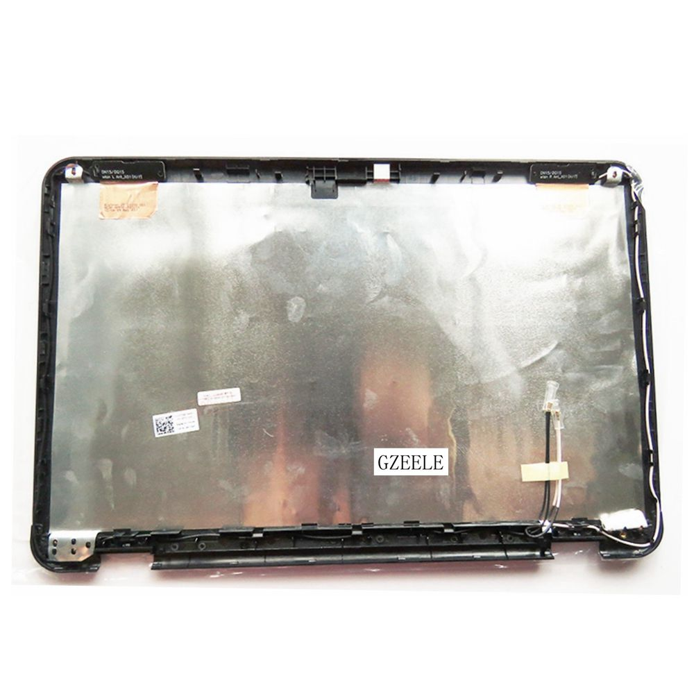New Laptop LCD TOP Cover For <font><b>DELL</b></font> 15R <font><b>N5110</b></font> M5110 M511R A shell back cover / LCD Display Front Bezel image