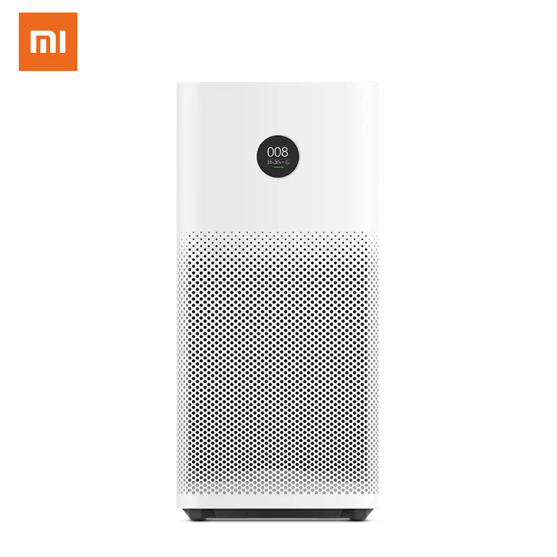 Xiaomi Mijia Air Purifier 2S sterilizer addition to Formaldehyde Purifiers Air Wash Cleaning Intelligent Household Hepa Cleaner