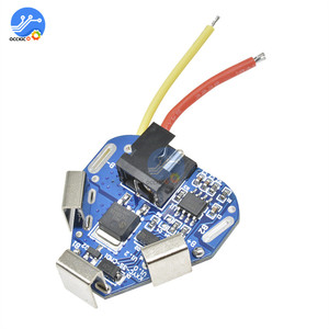 BMS 3S 12.6V 6A 18650 Li-ion Lithium Battery Charger Protection Board Power Bank Balancer Equalizer for Motor Drill