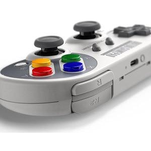 Image 4 - 8 8bitdo SN30 פרו inalámbrica Bluetooth Gamepad controlador קון ג ויסטיק para Windows אנדרואיד macOS Nintendo interruptor דה אדי