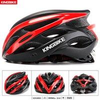 KINGBIKE Cycling Helmet Road Mountain MTB Bike Bicycle Helmet Detachable Visor Ultralight Cycling Men Bike Helmet Casco Ciclismo|Bicycle Helmet|   -