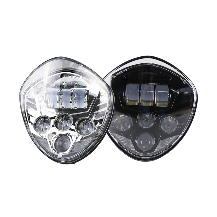 Victoria Motorcycle Lamps Led Headlamps High Brightness Motorcycle Headlamps