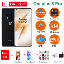 "New Oneplus 8 pro 5G Mobile Phone 6.78"" 8/12GB 128/256GB Snapdragon 865 Four Rear Camera 48MP 8MP 48MP 5MP Dual SIM Smart Phone"