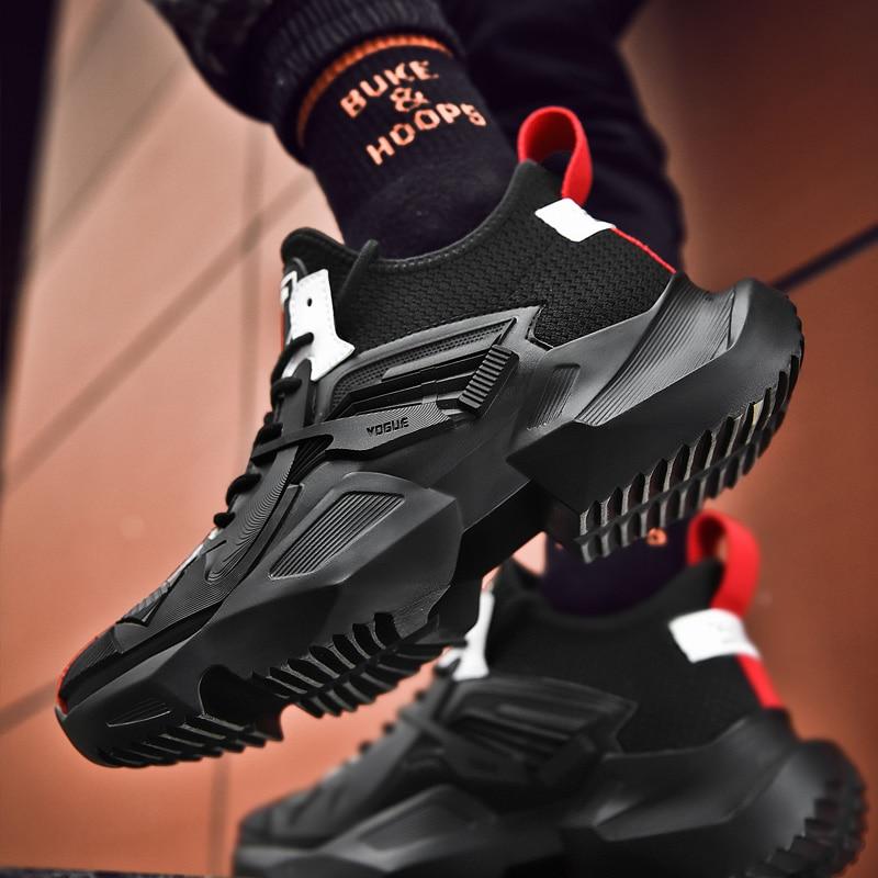 Men Sneakers Running Training Shoes