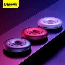 Baseus Metall Aromatherapie Auto Halter Parfüm Lufterfrischer für Auto Dashboard Duft Feste Lufterfrischer Diffusor Luftreiniger