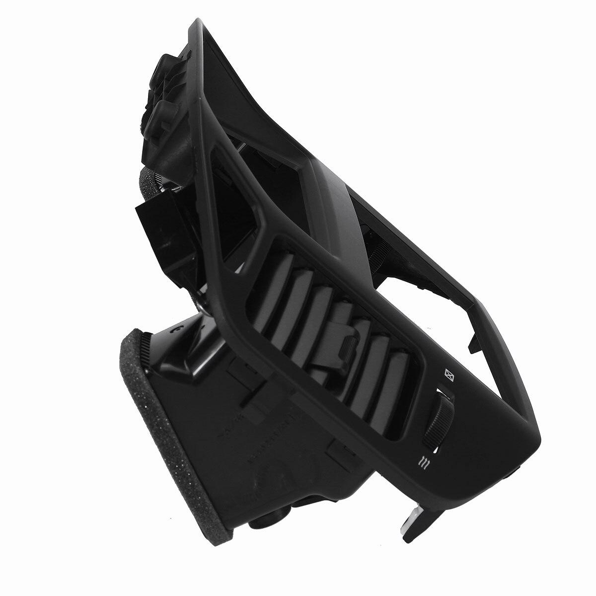 Новинка, 1 шт., Черная передняя панель, вентиляционное отверстие, Выходная панель для Mitsubishi Pajero Montero Shogun MK3 2001 2006 - 5