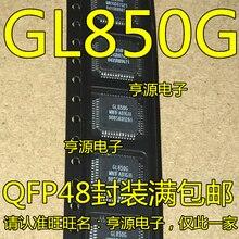 5 шт. GL850 GL850G GL850A QFP48 ноги USB освоить новые USB драйвер чип