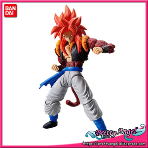 Image 2 - Genuine BANDAI SPIRITS Figure rise Standard Assembly Dragon Ball Super Broly Super Saiyan God Gogeta Vegetto Goku Action Figure
