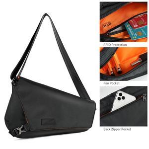 Image 3 - Tigernu Fashion RFID Chest Bag Water Resistant Sling Bag Male Travel Waterproof Crossbody Bags Satchel For Men back bag for boys