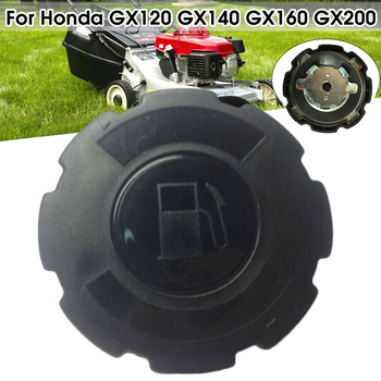 Outdoor Practical Gas Power Tool Durable Chainsaw Cover Garden Fuel Tank Cap Replacement Lawn Mower Engines For Honda GX160 168 image