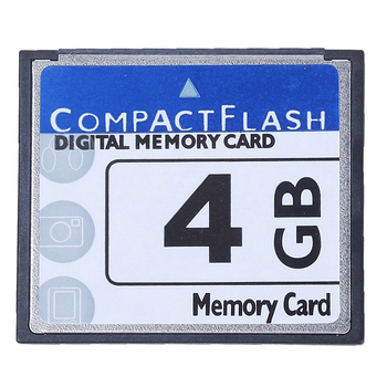 Professional Compact Flash Memory Card