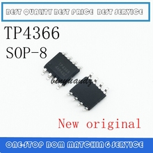 Free Shipping 10pcs TP4366 SOP 8 Charge and discharge 1A four lights show mobile power IC