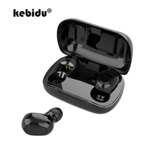 TWS Bluetooth 5,0 Kopfhörer Mit Lade Box Drahtlose Kopfhörer 9D Stereo Sport Wasserdichte Ohrhörer Headsets Mit Mikrofon