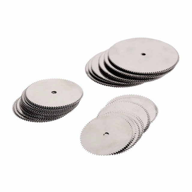 10pcs 22/25/32mm Abrasive Tool Reinforced Cut Off Wheel With 2pcs 3.17mm Mandrels Mini Drill Rotary Tool Cutting Disc