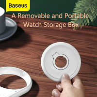 Baseus 2 in 1 Fast Wireless Charger Pad Multi-angle Charging For Apple Watch 5 4 3 10W Fast Charging For iPhone 11 Airpods Pro