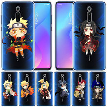 luxury Soft Silicone Case Anime cartoon naruto for Xiaomi