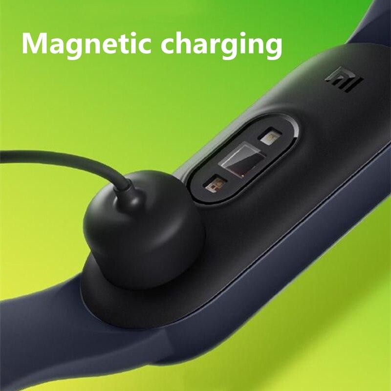Xiaomi Mi Band 5 Smart Armband 4 Kleur Amoled Screen Miband 5 Smartband Fitness Traker Bluetooth Sport Waterdichte Slimme Band 3