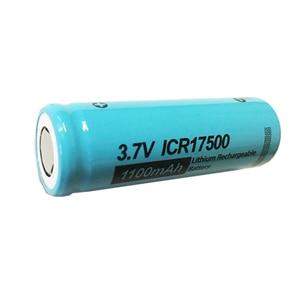 Image 4 - 4 PKCELL ICR17500 Pin 1100MAh 3.7V Li ion Sạc Pin Lithium Cho Đèn Pin Lược Điện Máy Cạo Râu