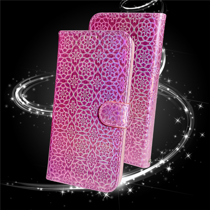 Gradient Colorful PU Leather Case for iPhone 11/11 Pro/11 Pro Max 60