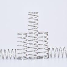 20pcs 4 milímetros de compressão da mola diâmetro do fio 0.5 milímetros de diâmetro externo comprimento 5 Micro Pequena mola De Compressão de Aço Inoxidável mm-50mm