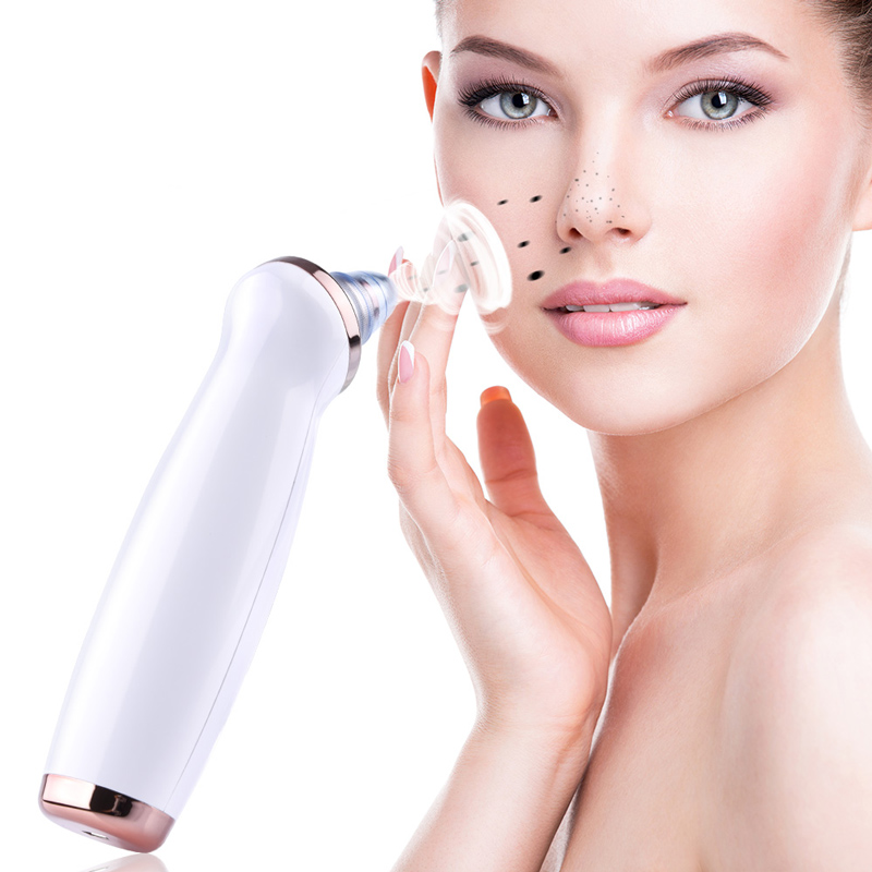 Remover Suction Blackhead Face Clean Pore Vacuum Acne Pimple Removal Skin Care Vacuum Facial Diamond Dermabrasion Tool Machine