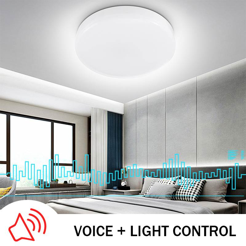 12 W/18 W LED PIR Sensor Infrarot Decke Licht Flush Montiert Dekor Hause Lampe Menschlichen Körper Motion Induktion + licht Control Lichter