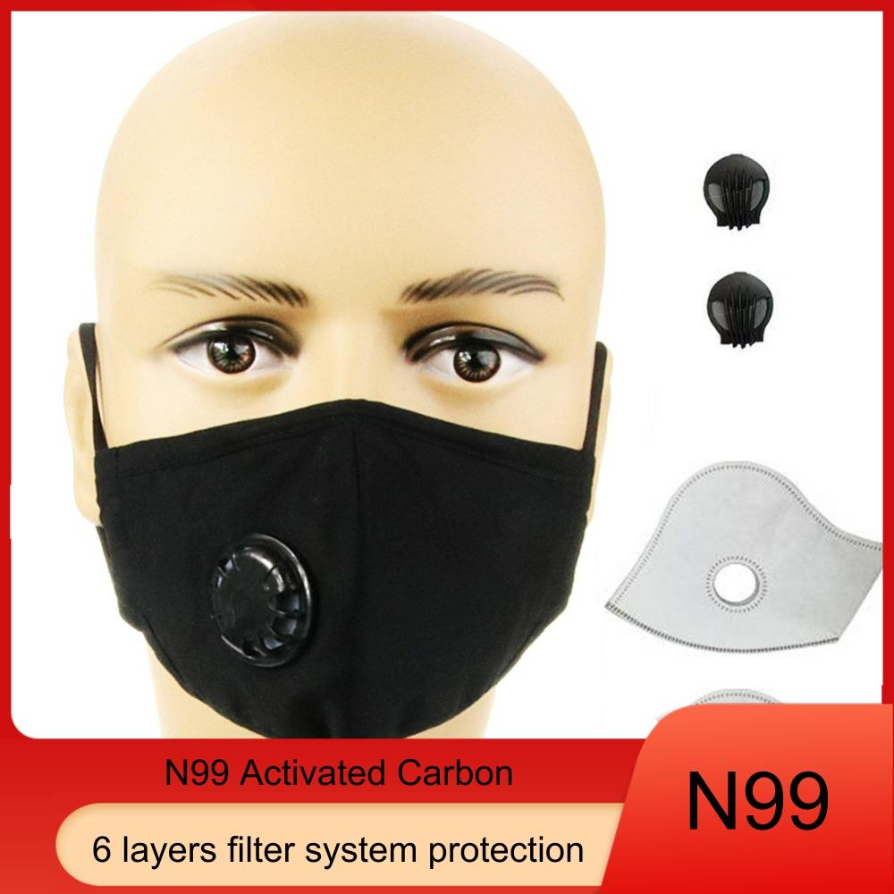 masque anti pollution n99
