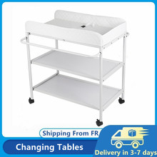 Diaper-Changing Table Desk Newborn Baby Change Baby Care Table Foldable Changing Cambiador Bebe Changing Tables HWC