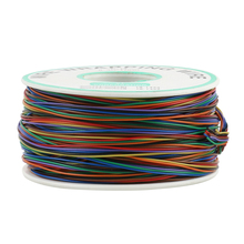 Новейший 8 цветов упаковочная проволока 200 метров AWG30 кабель ОК провода Перемычки провода
