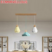 Vintage Lampara De Techo Colgante Moderna Fixtures Deco Maison Hanging Lamp Luminaria Suspension Luminaire Pendant Light