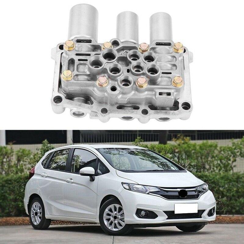 Car Transmission Solenoid Valve For Honda Fit Jazz 1.5L 2003-2008 27200-PWR-013