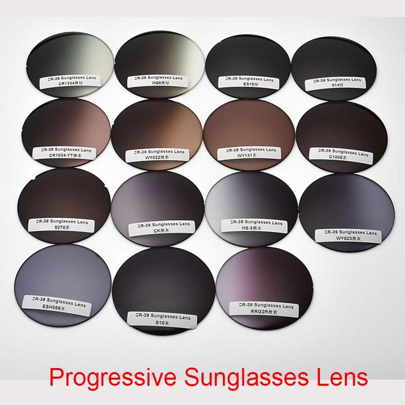 1,56 1,61 1,67 (ADD + 0.5 ~ + 4.00) sonnenbrille Progressive Multifokale Linsen Rezept Myopie Hyperopie Lesebrille Optischen| |   -