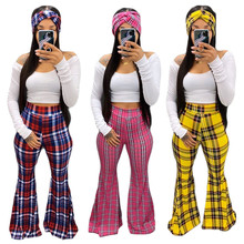 3 Piece Outfit Women Sets Bodycon Matching Set Crop Top Flared Pants Scarf Joggers Tracksuit Fall Clothes Wholesale Dropshpping