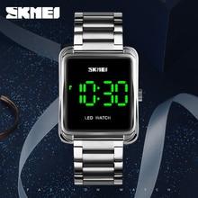 Luxury DIgital Watch Men's Watches LED Light Display Top Brand SKMEI Wristwatch Wateproof Fashion Military Clock For Men Reloj