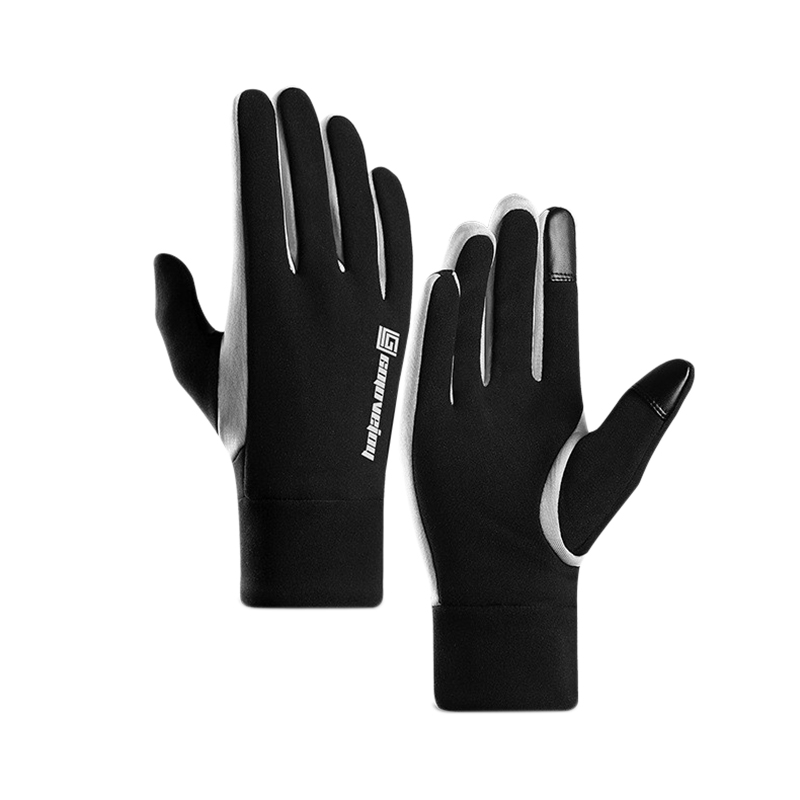 Warm Gloves Waterproof Motorcycle Gloves Contact Screen Windproof Ski Gloves For Winter Riding Gloves