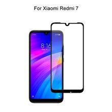 Tempered Glass For Xiaomi Redmi 7 Full Cover Screen Protective Tempered Glass For Xiaomi Redmi 7