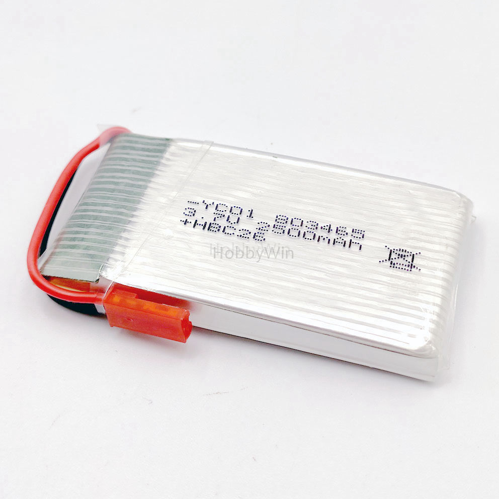 <font><b>3.7V</b></font> 1S <font><b>2500mAh</b></font> 25C <font><b>LiPO</b></font> <font><b>Battery</b></font> JST plug for RC Model Airplane Helicopter FPV Drone image