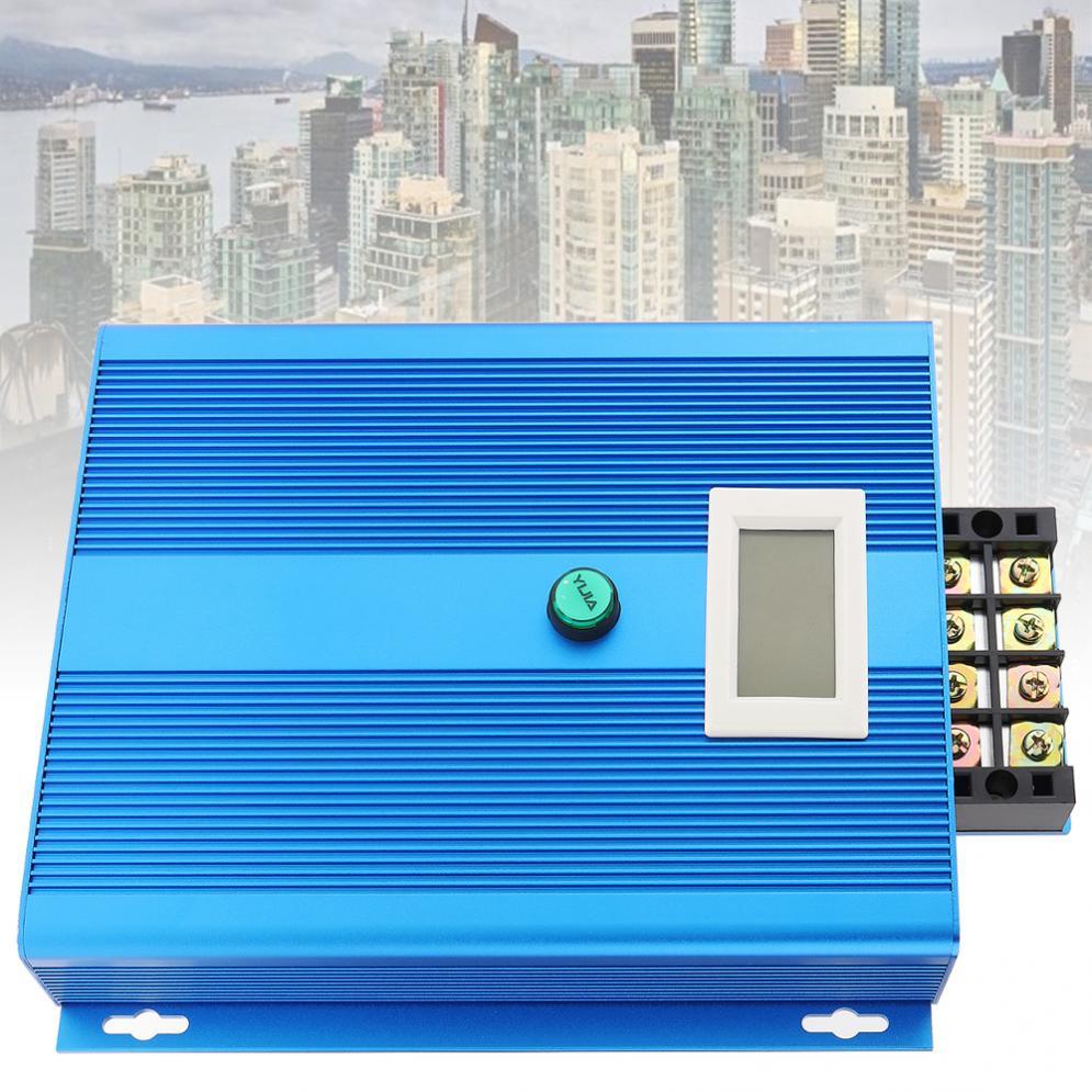 Industurial Dispositivo di Risparmio di Elettricità con Indicatore Led Intelligente di Energia Elettrica Bill Killer Fino a 30% per Il Ristorante di Fabbrica