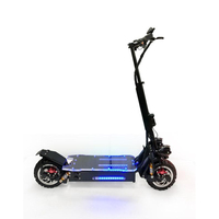 KK4S MAIKE  KK4S 60V 3200W 26ah foldable dual motor electric scooter adult with removable seat Electric Scooters    -