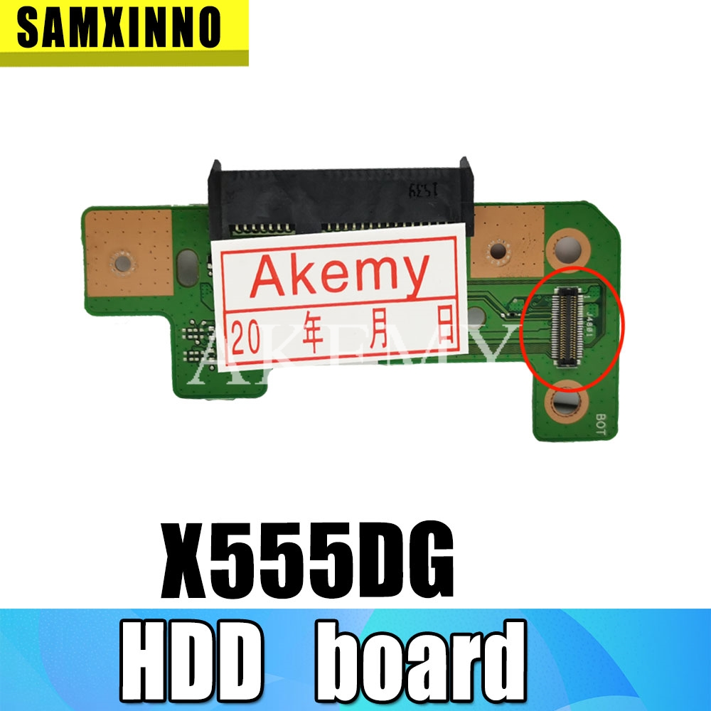 Interface On HDD Board And On Mainboard For ASUS X555DG X555YA X555YI X555Y A555D X555D K555D F555F